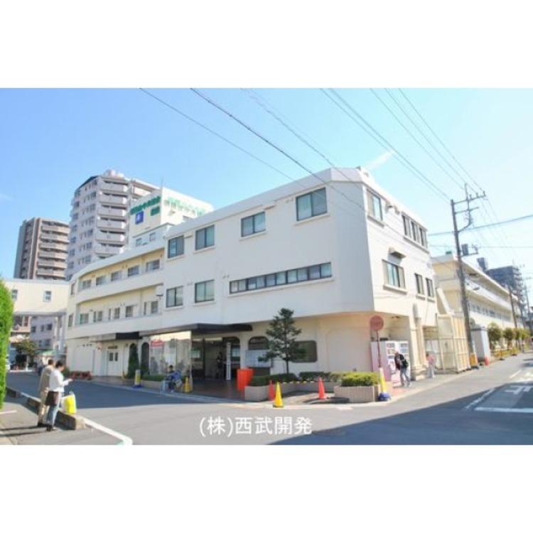 朝霞台中央総合病院ドック検診センター(約1430m)