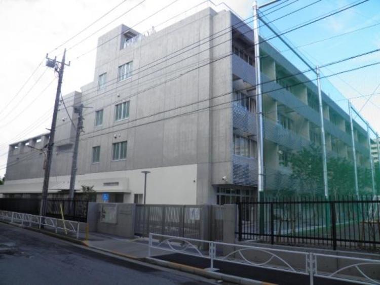 桜堤中学校 1100m