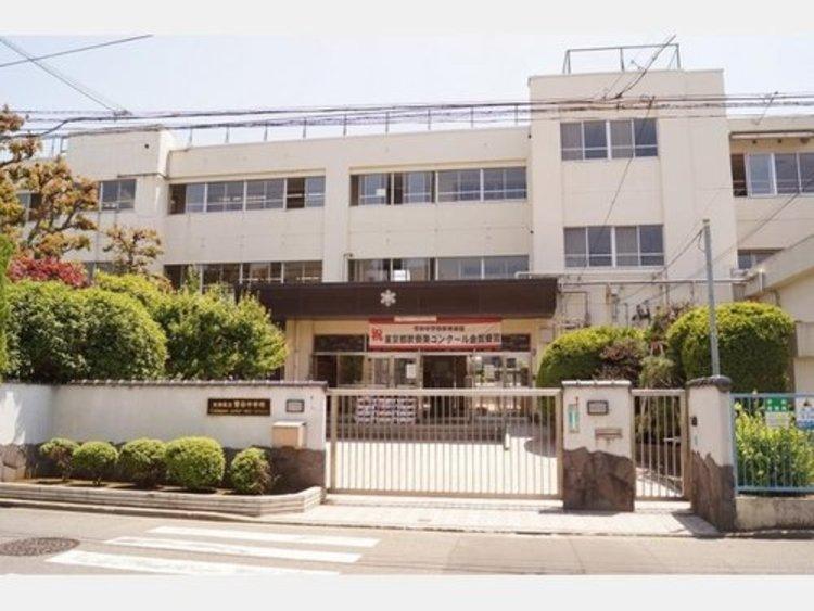 大田区立雪谷小学校まで310m 少人数制なので生徒一人一人に合った勉強のしかたで指導しています。