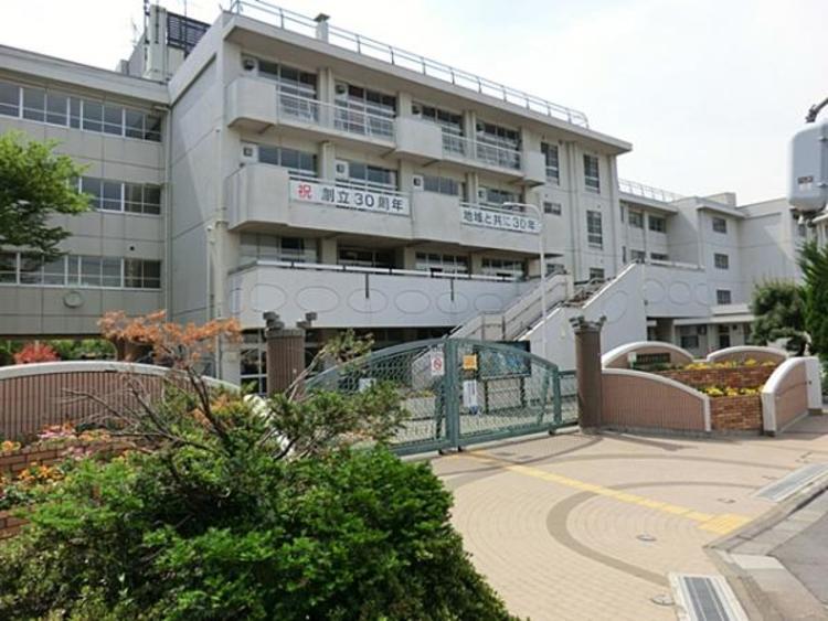 さいたま市立中島小学校950m