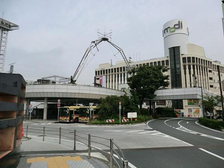 JR戸塚駅からバス便4分 「来迎寺」バス停 徒歩6分