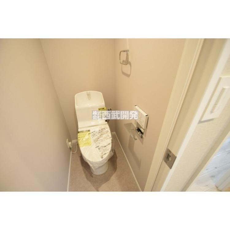 【トイレ】毎日の快適ライフのための洗浄機能。おしり洗浄、ビデ洗浄、暖房便座の機能を標準装備です。