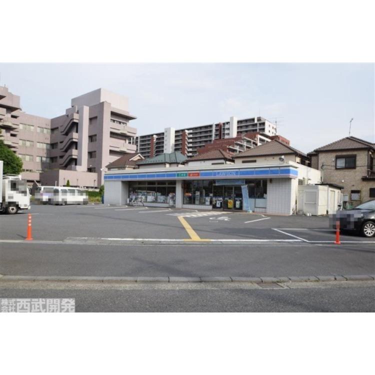 ローソン戸田新曽小玉店(約80m)