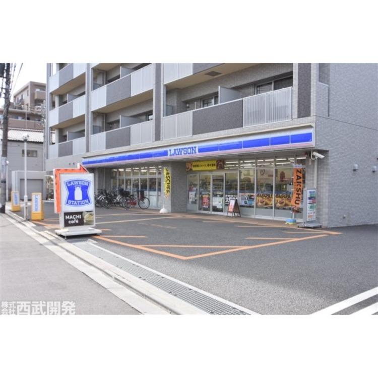 ローソン戸田上戸田店(約100m)