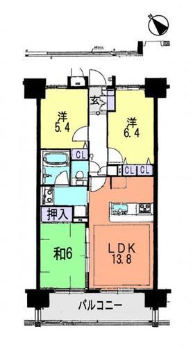 サニーコート大宮盆栽町第二の物件画像
