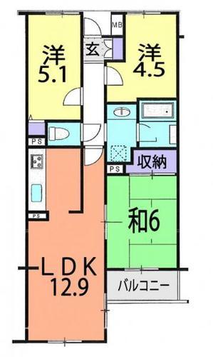 コスモ浦和フェアステージの物件画像