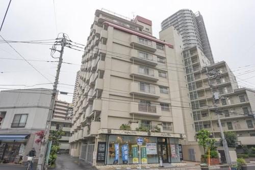 群峰川口本町マンションの画像
