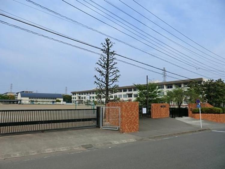 鹿島小学校 406m