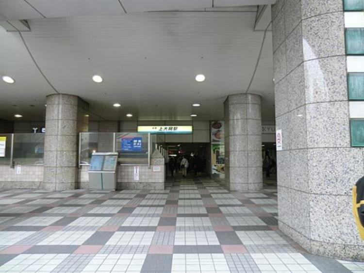 京浜急行電鉄上大岡駅より徒歩16分