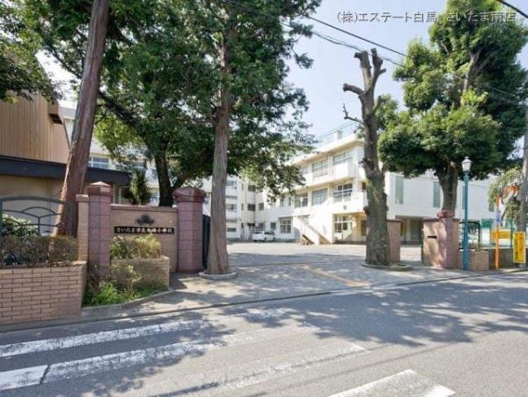 さいたま市立木崎小学校 約800m