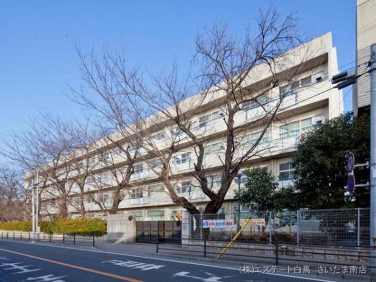 さいたま市立木崎中学校 約800m