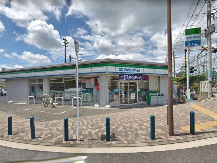 ファミリーマート横浜コットンハーバ店 徒歩4分 280m