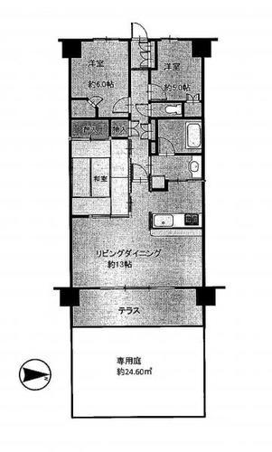 インプレスト東船橋 1階の物件画像
