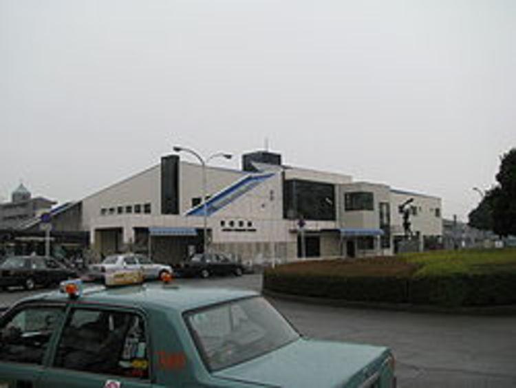 JR総武線東船橋駅