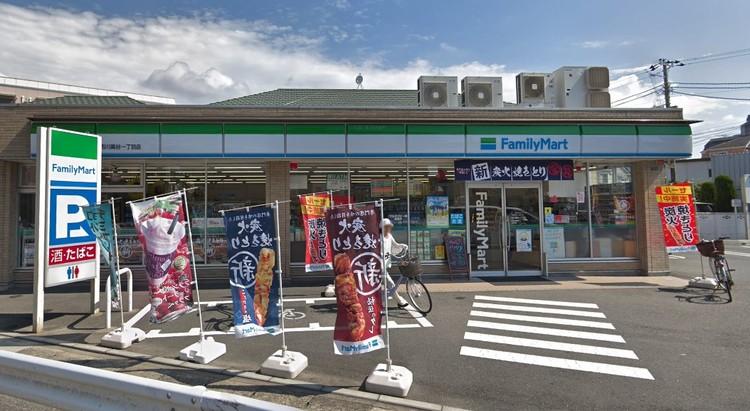 ファミリーマート市川高谷一丁目店