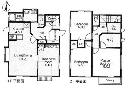 横浜市瀬谷区阿久和東3丁目戸建の画像