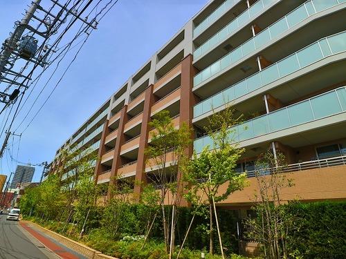 ナイスパークフロンテージ新川崎の物件画像