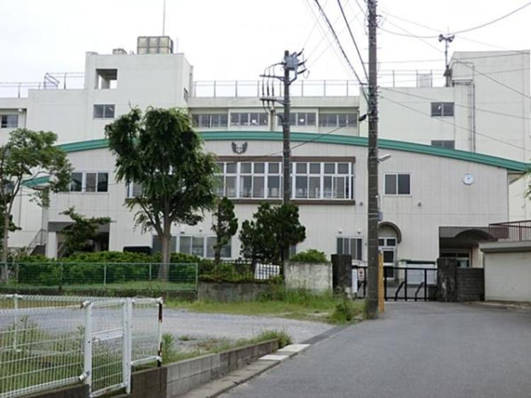松戸市立小金南中学校 1600m