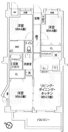 ロイヤルパレス新横浜北プレステージの物件画像