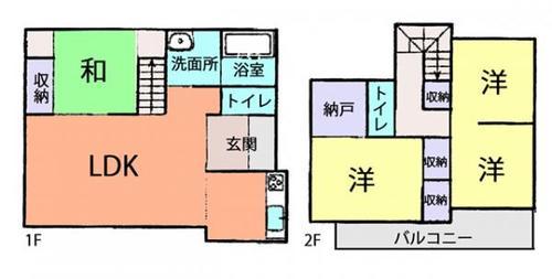 松伏町築比地 中古戸建ての物件画像