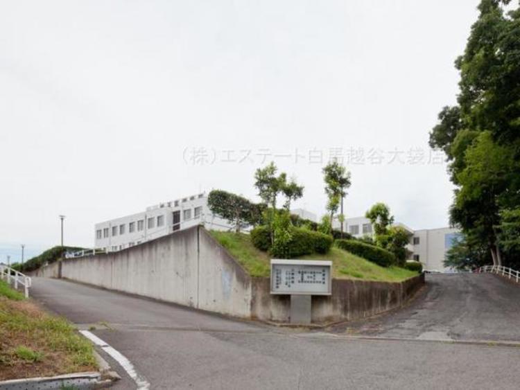 埼玉筑波病院477m