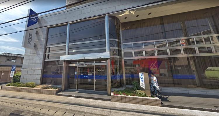 京葉銀行原木中山支店