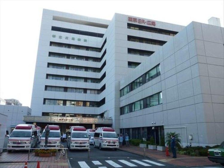 東京都立広尾病院まで720m 24時間365日、初期救急から3次救急まで様々な症状に対応。JMIP(外国人患者受入れ医療機関認証制度)認証を取得し、外国の方にも安心して受診していただけるよう取り組んで