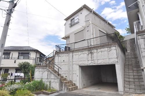 横浜市泉区上飯田町戸建の物件画像