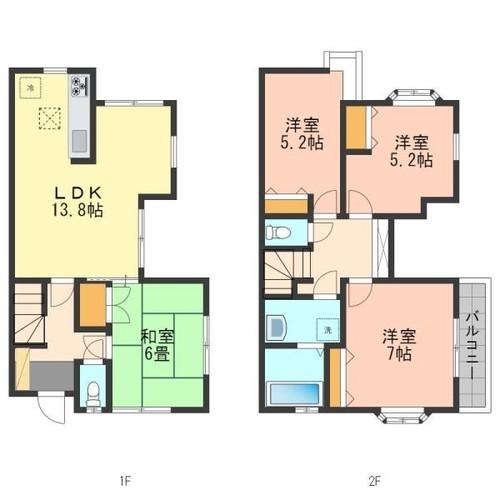 横浜市栄区鍛冶ケ谷2丁目戸建の物件画像