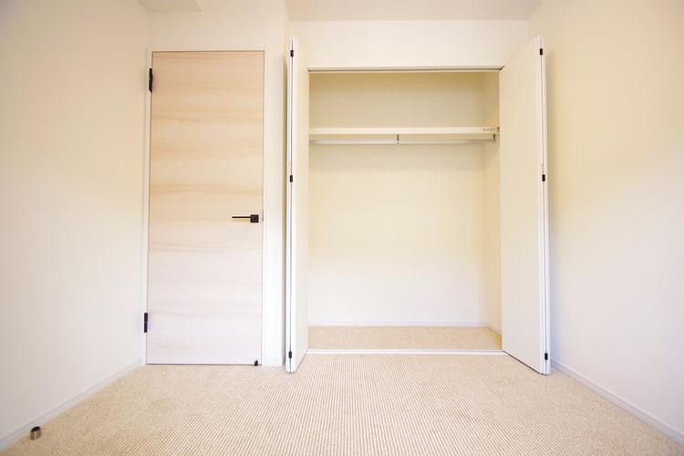 洋室約4.6帖収納スペース