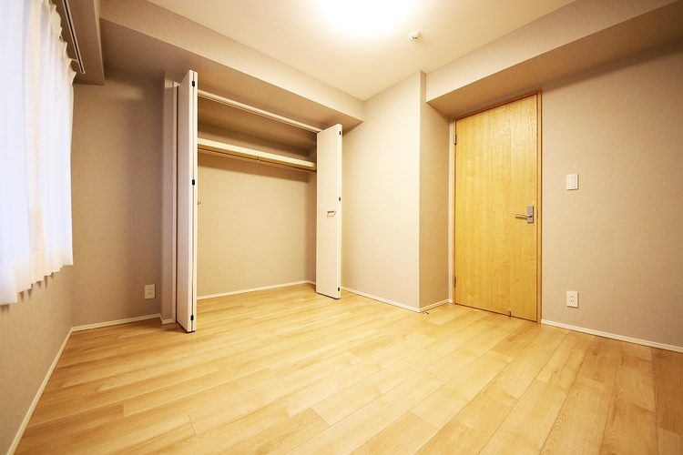 洋室約5.5帖収納スペース