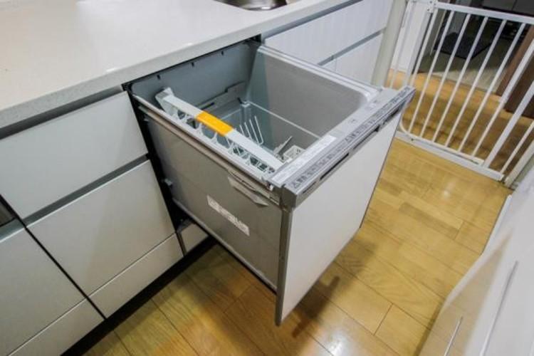 <ビルトイン食器洗乾燥機>