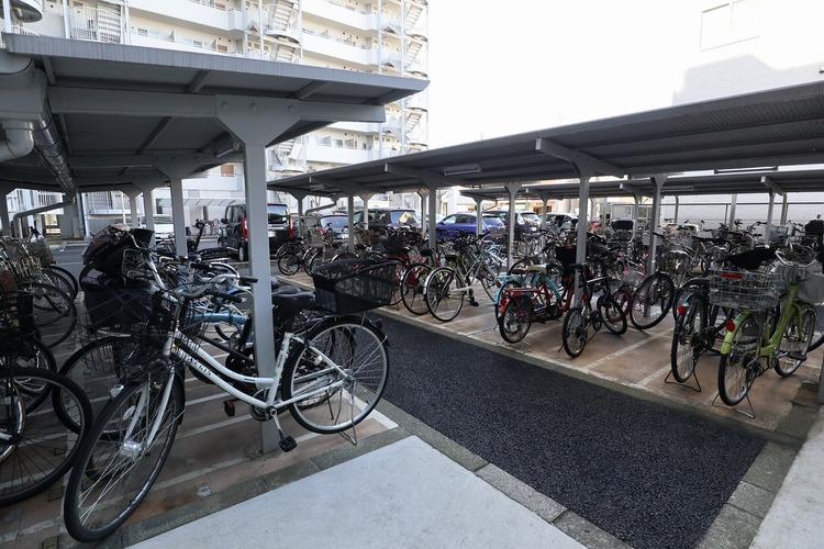 駐車場や駐輪場の空き状況に関してもお気軽にお問い合わせください