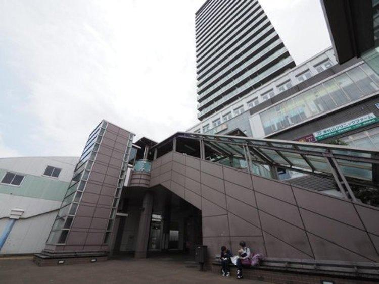 西武新宿線「東村山駅」まで480m