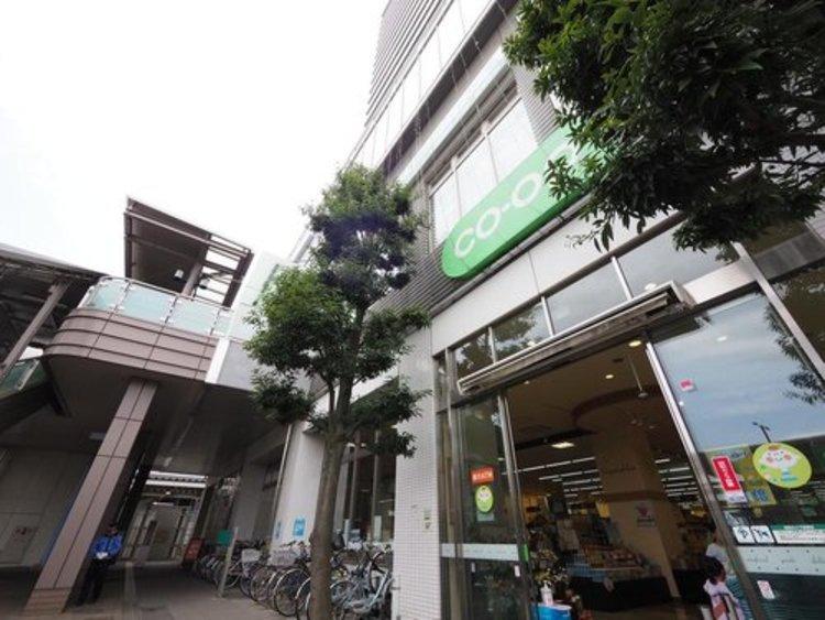 コープ東村山駅前店まで561m