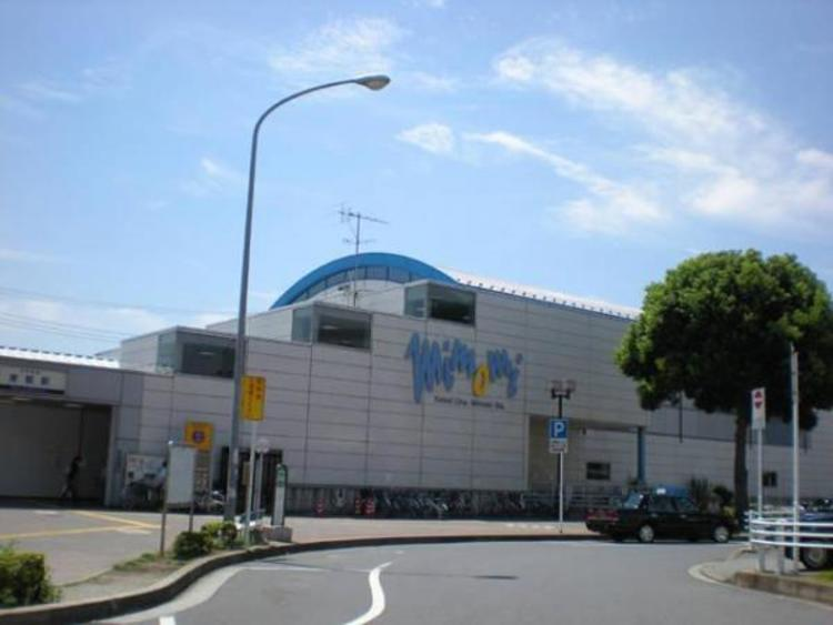 京成本線実籾駅