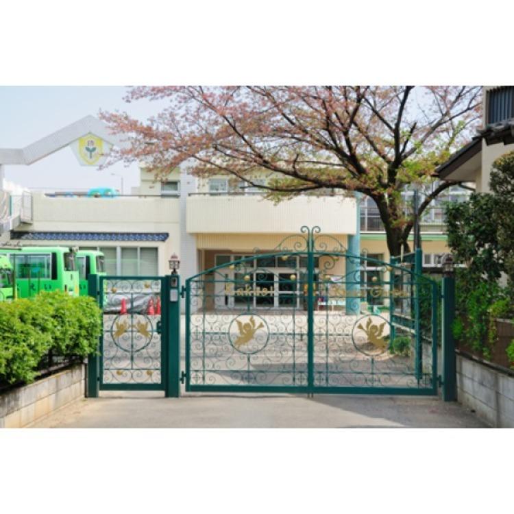 角栄幼稚園(約830m)