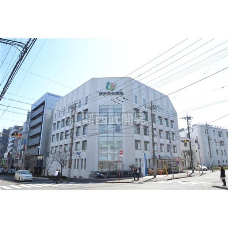所沢中央病院(約440m)