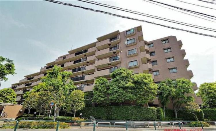 東武伊勢崎線『竹の塚駅』徒歩12分!1つ隣りの西新井駅からもコミュニティバスがあるので便利です。