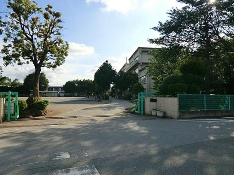 柏市立柏第八小学校580m