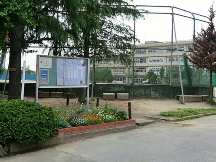 柏市立柏第四中学校1131m
