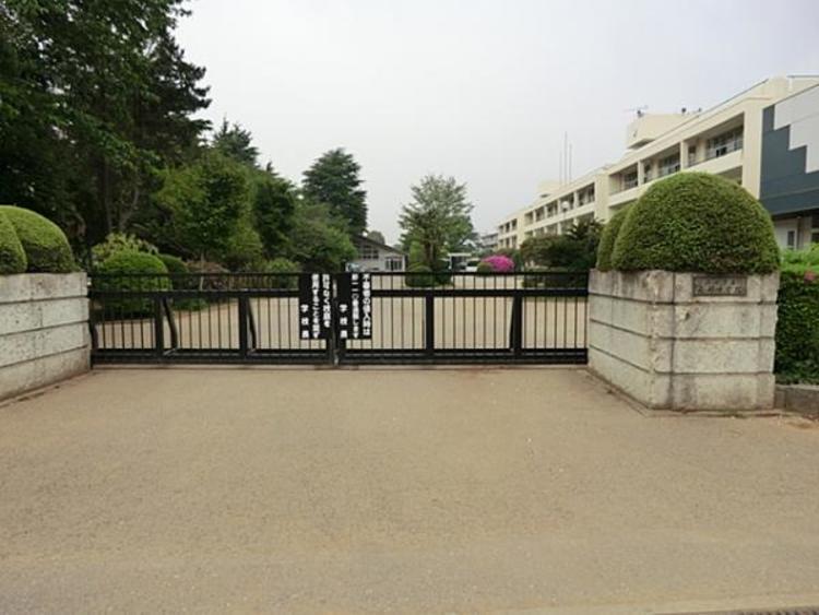 流山市立南部中学校804m