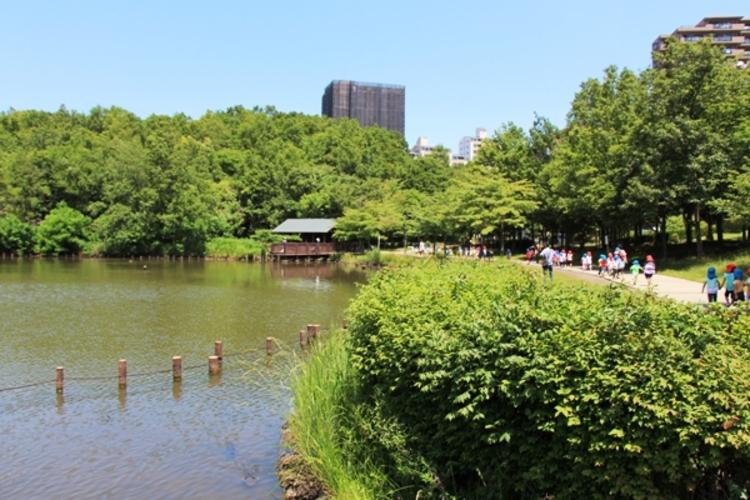 徳生公園 距離398m