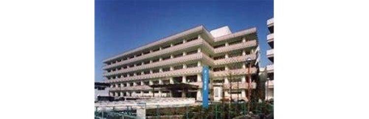 社会医療法人財団仁医会牧田総合病院まで250m 地域に密着した最善の総合医療を目指して