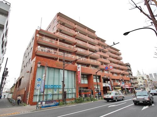 東京都中野区弥生町四丁目の物件の物件画像