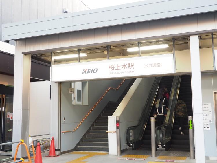 京王線 桜上水駅まで400m