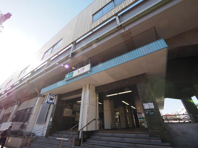 都営三田線 蓮根駅まで799m