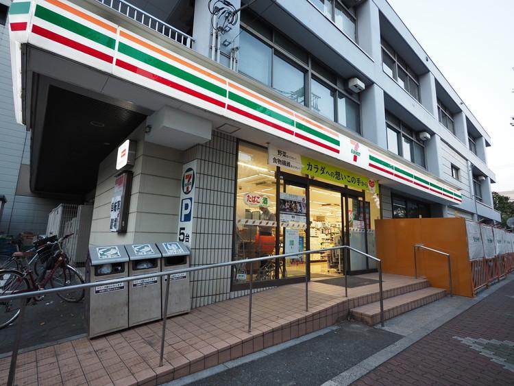 セブンイレブン 練馬豊玉中2丁目店 距離126m