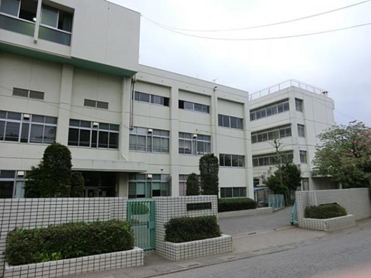 川口市立神根中学校2200m