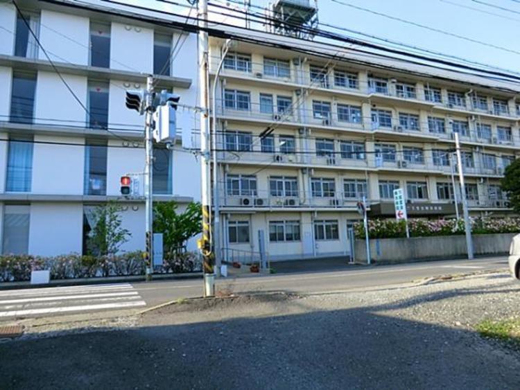 横浜病院1000m